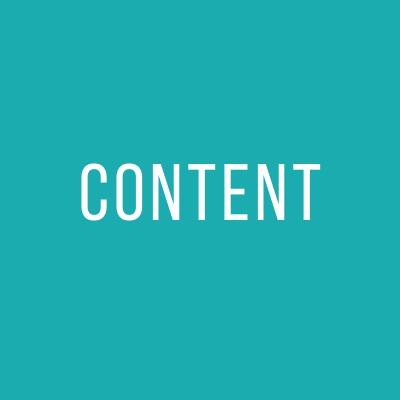 Content-Planung
