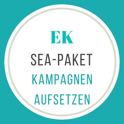 SEA-Kampagnen-Aufsetzen